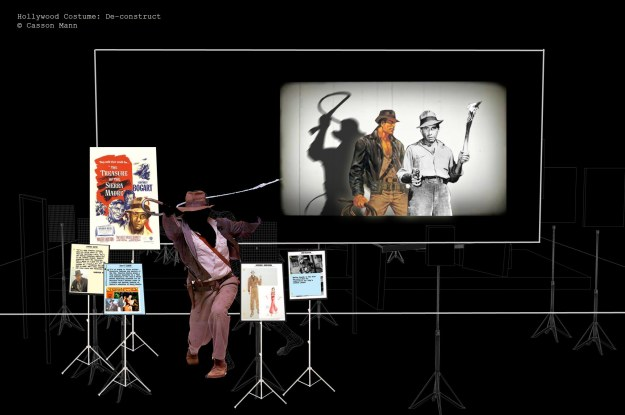 Indiana Jones – deconstructed in V&A's Hollywood Costume exhibition