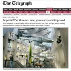 The Telegraph's review of IWM's new galleries