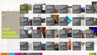 Casson Mann Website, Projects