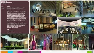 Casson Mann Website, La Cité du Vin